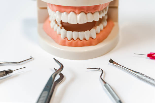 Dentures and dental tools